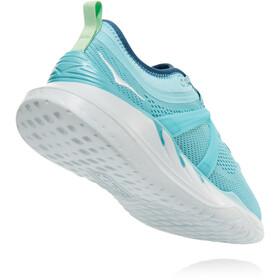 Hoka One One Tivra Shoes Women antigua sand/wan blue